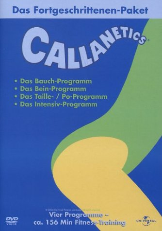 Callanetics - Das Fortgeschrittenen-Paket