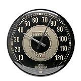 Nostalgic-Art 51084, Harley-Davidson Tacho, 31cm Wanduhr, Metall, 31 x 31 x 5,5 cm