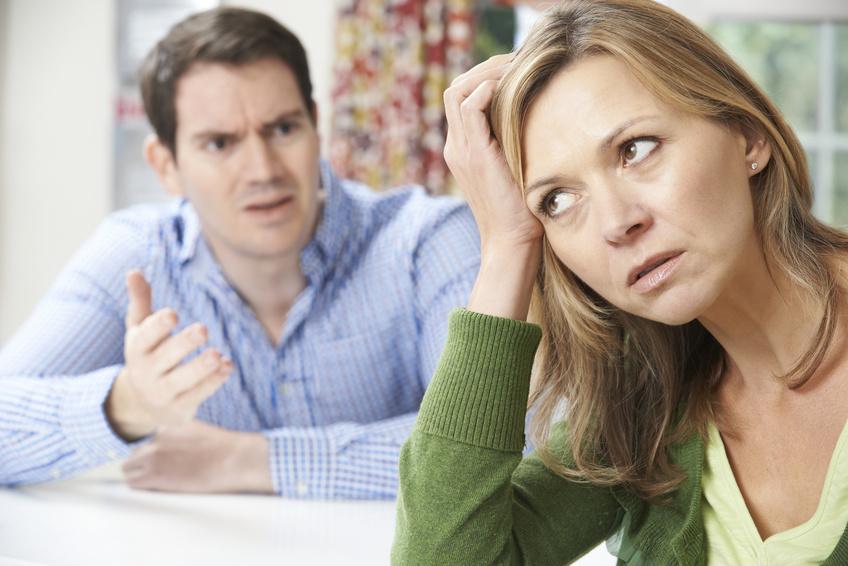 Paar streitet sich © highwaystarz - Fotolia.com
