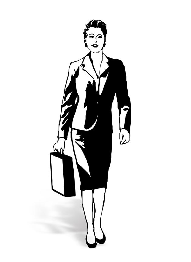 Der Business-Knigge für Damen