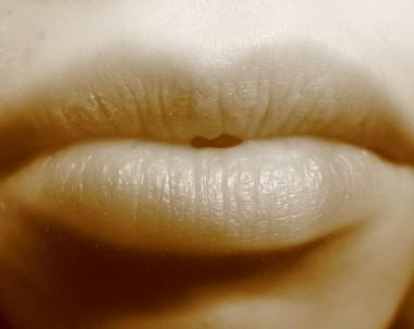 Besonders bei ungemütlichem Wetter die Lippen pflegen