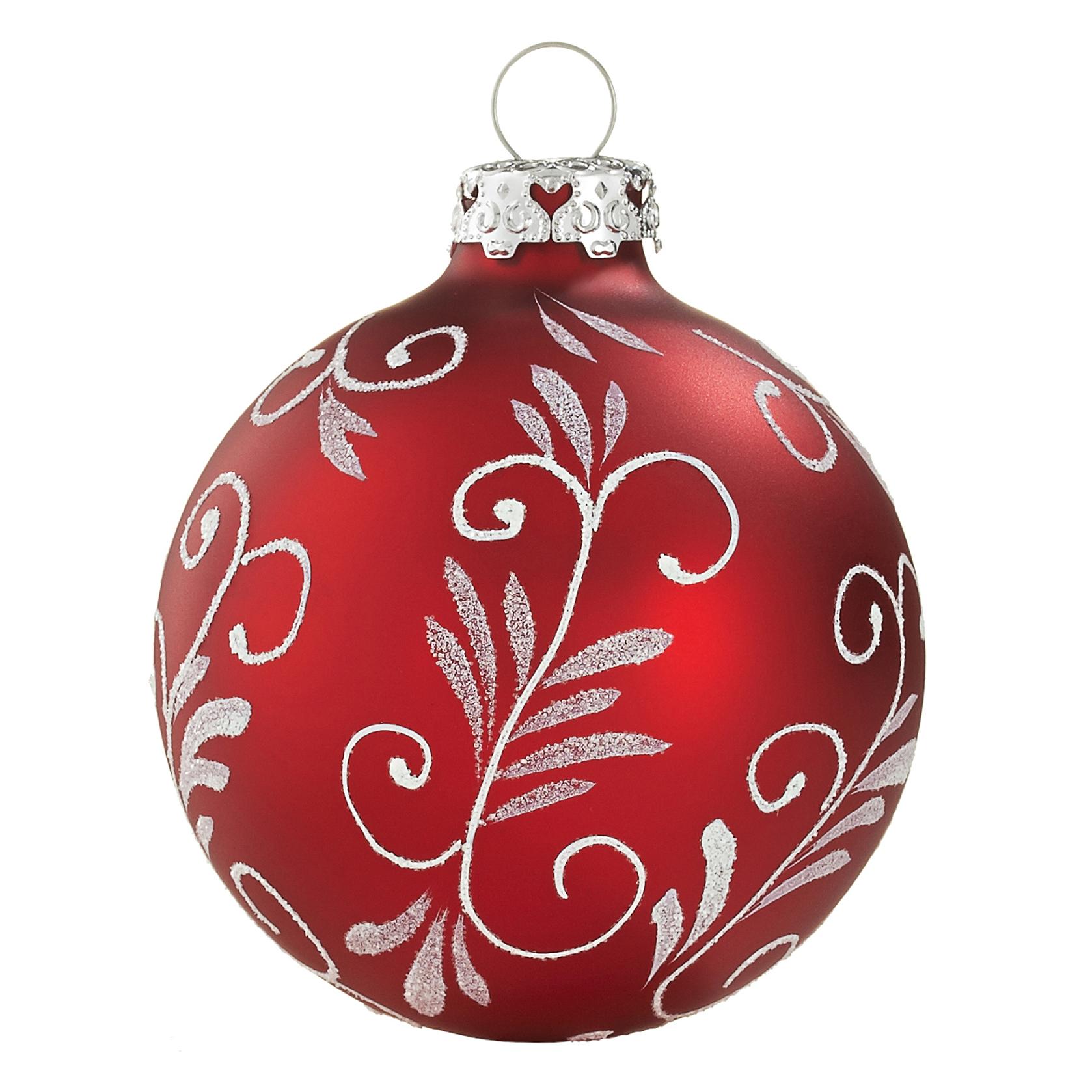 Weihnachtsdeko, Weihnachtskugeln,