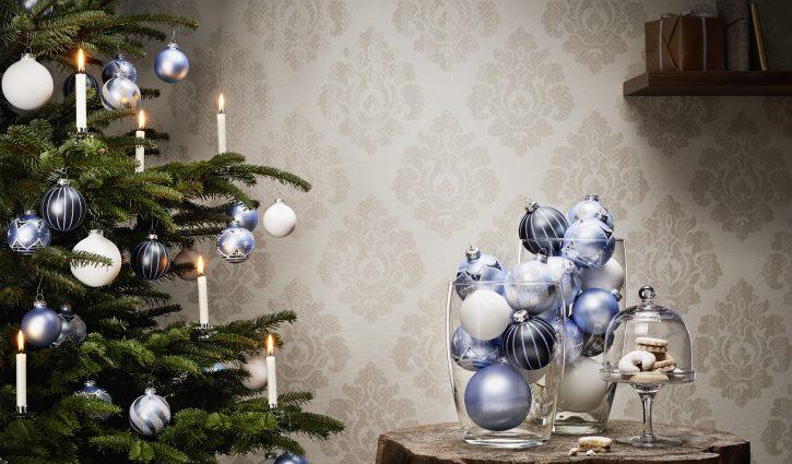 Weihnachtsdeko, Weihnachtskugeln