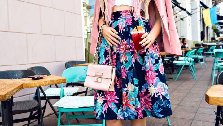 Röcke sind echte Allrounder © Kaspars Grinvalds / Shutterstock