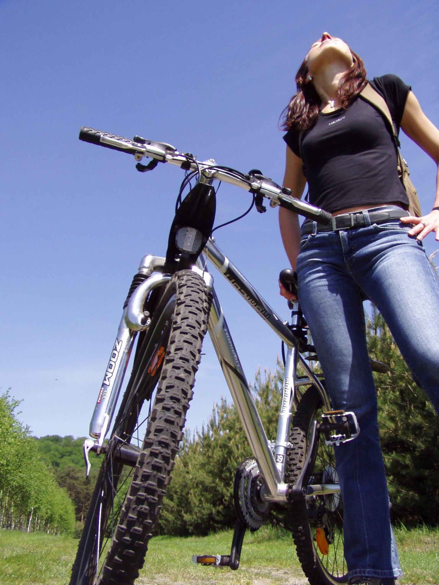 Wie Sie schnell und effektiv beim Radfahren abnehmen!