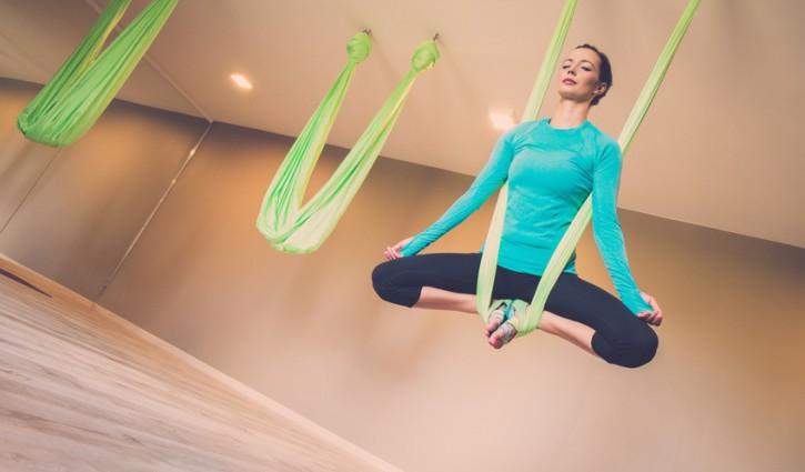 Aerial Yoga Luftyoga