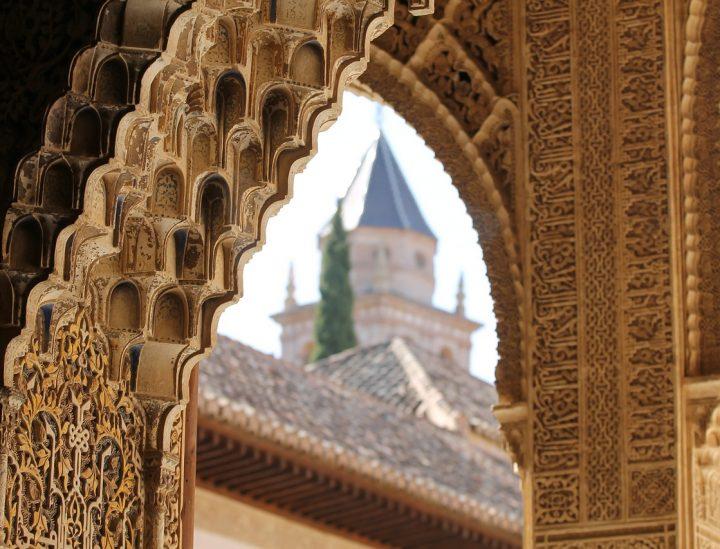 Andalusien - die Alhambra © caciaca / pixabay.com