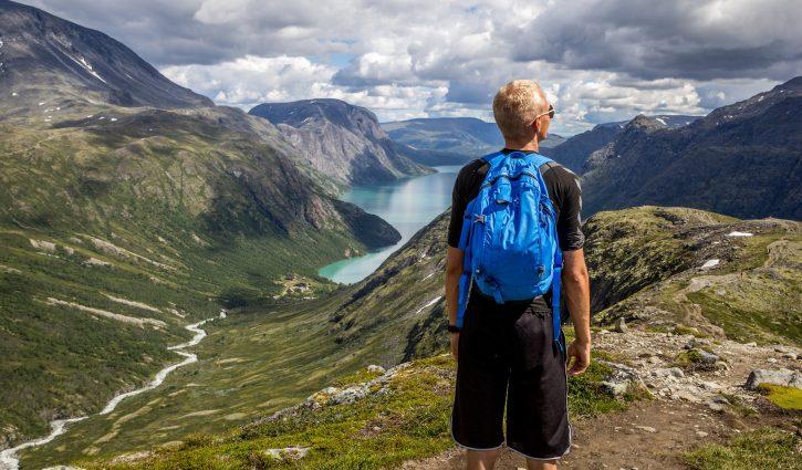 Norwegen Landschaft, Norwegen Wandern