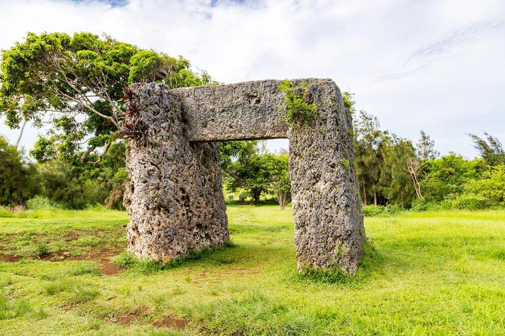 Haʻamonga ʻa Maui, Haamonga ʻa Maui, Tongatapu