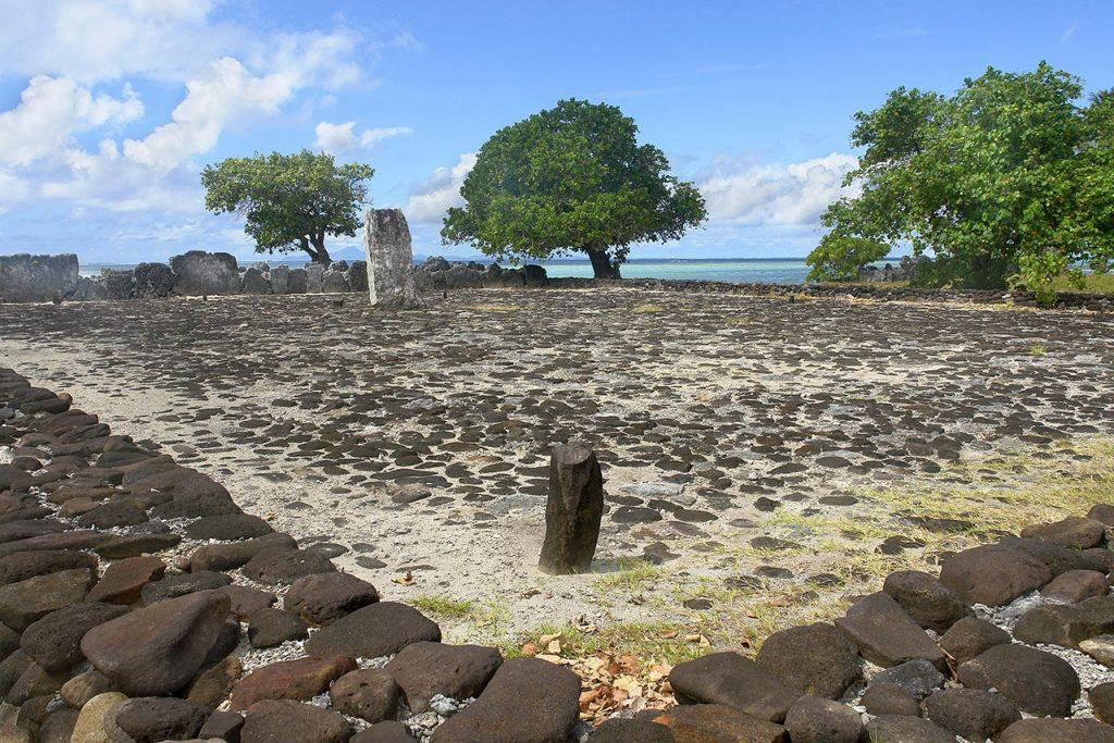 Marae Taputapuātea, Ozeanien, Südpazifik