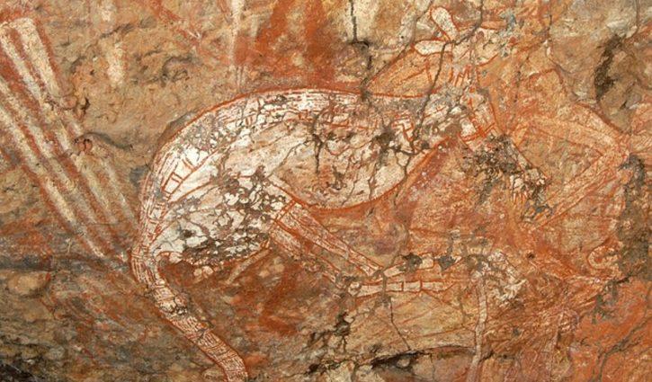 Felsmalerei, Kakadu National Park