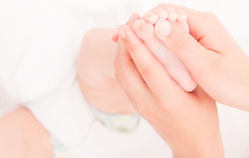 fußmassage fußflexmassage für babys