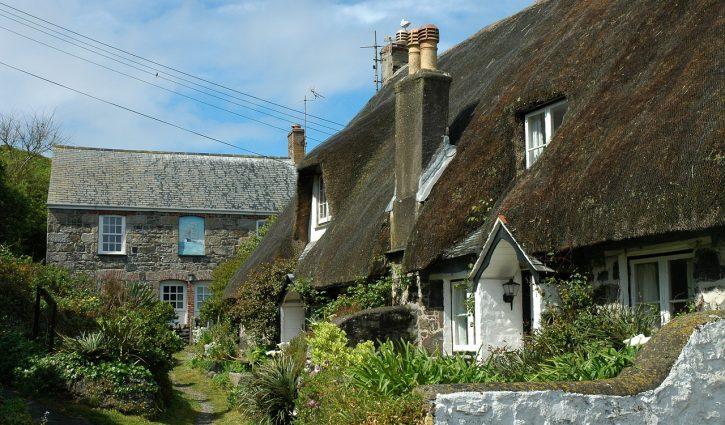 Cottage, Übernachtung in England, Urlaub in England, Englandreise