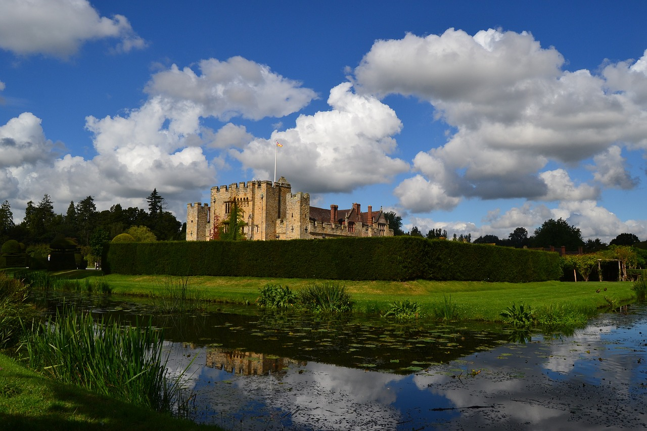 Hever, England, B&B, Bed and Breakfast, Urlaub England