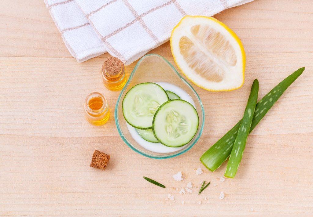 Körperpflege mit gesunden Zutaten © kerdkanno/ pixabay.com