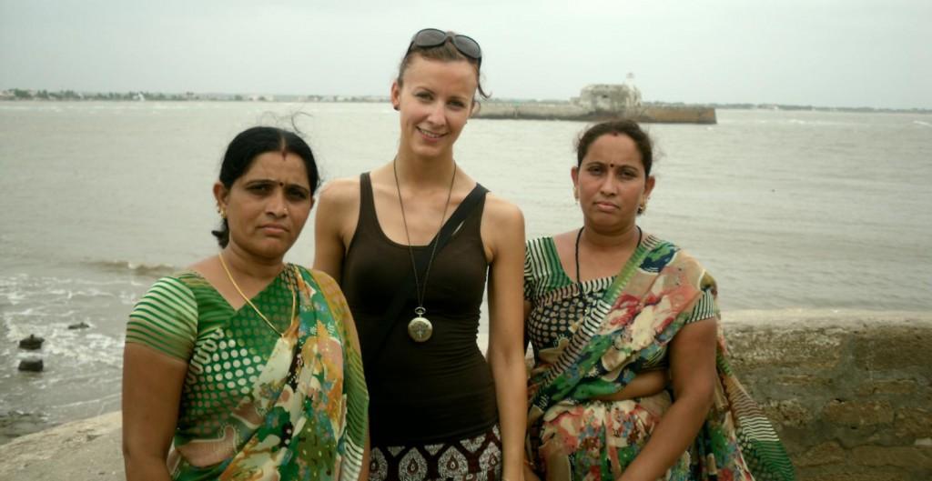 Beliebtes Fotomodel bei Indern © Fernsuchtblog