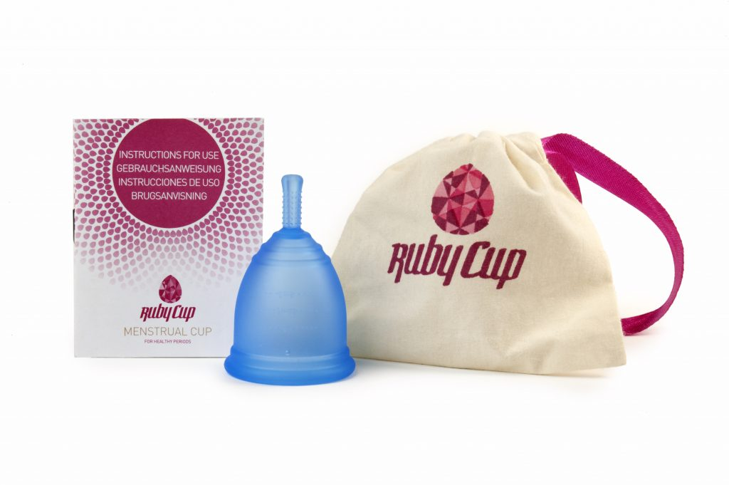 Menstruationstasse, Ruby Cup