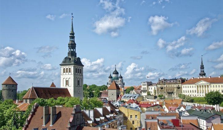 Estland Urlaub, Estland Kultur