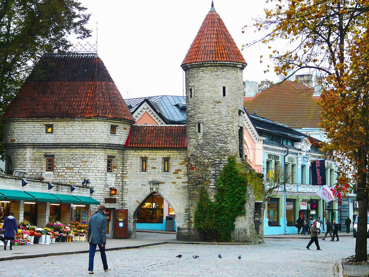 Estland, Tallinn, Urlaub, Reise