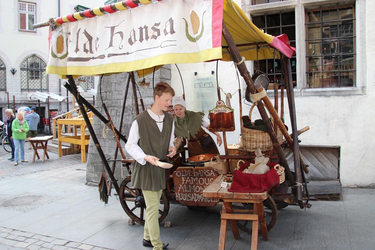 Tallinn, Estland, Reise, Urlaub
