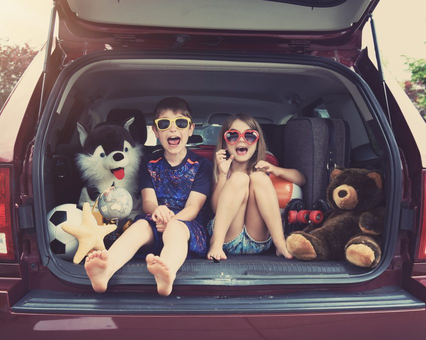 Familienurlaub planen