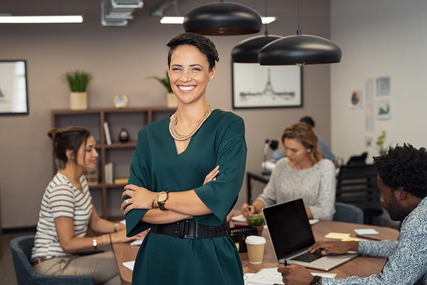 Es gibt viele Finanzierungsmöglichkeiten: Nutzen Sie die Angebote und werden Sie Existenzgründerin! © Rido / Fotolia.com