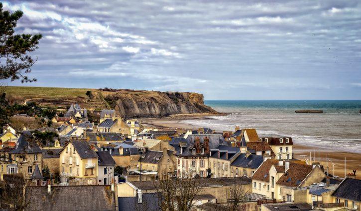 Frankreich Nordseeküste, Normandie , Urlaub, Reise