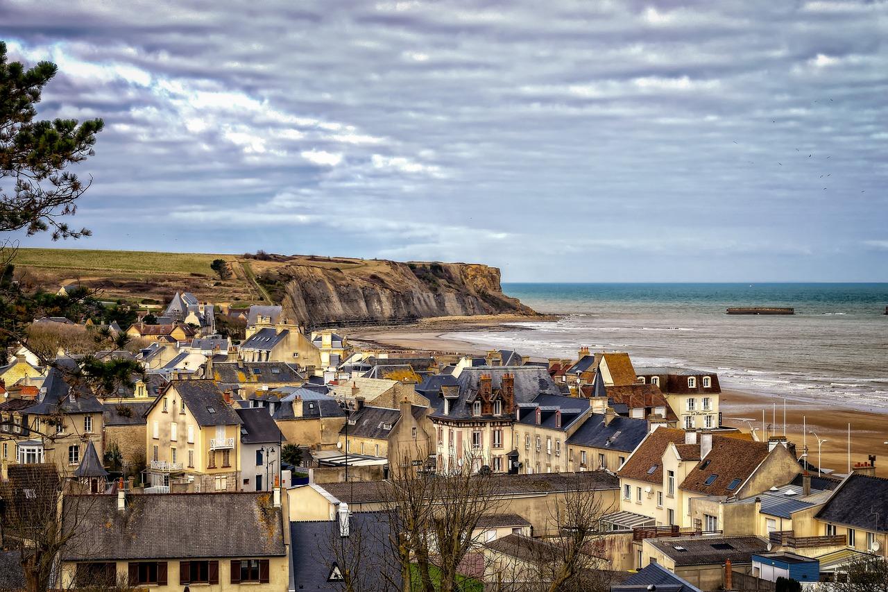 Frankreich Nordseeküste, Normandie © Tama66 / pixabay.com