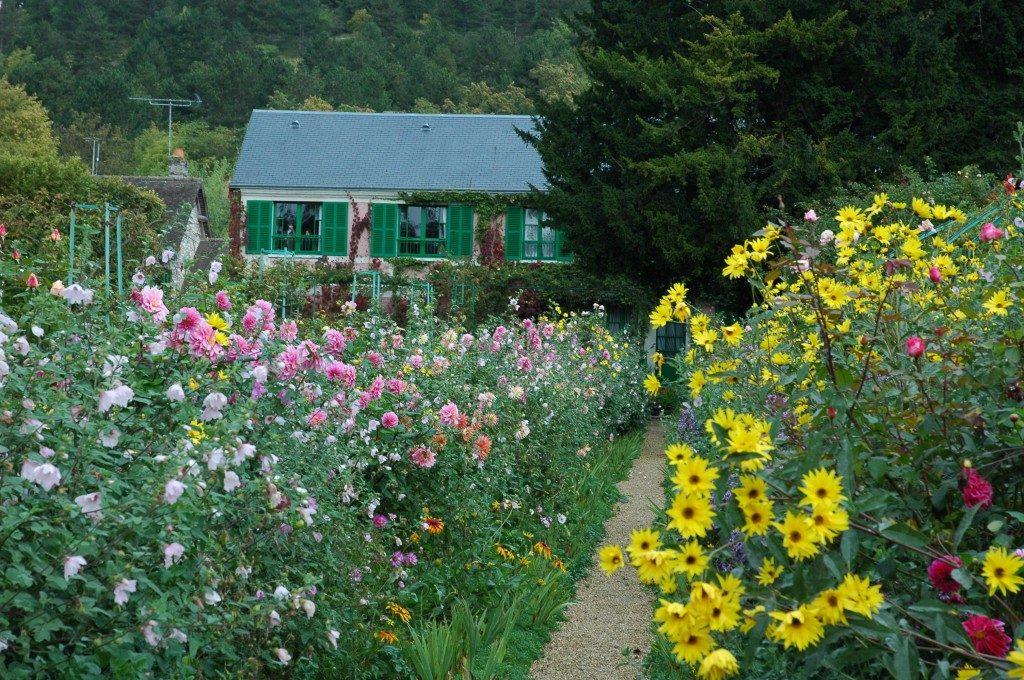 französische Nordseeküste, Urlaub, Reise, Monet, Giverny