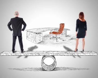 Gleichheit zwischen Mann und Frau © thodonal/ Fotolia.com