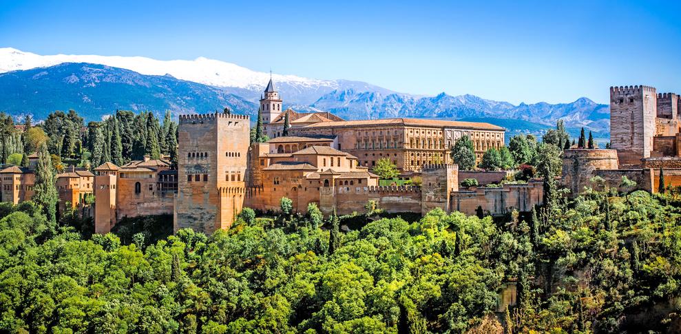 Alhambra, Spanienreise, Urlaun in Spanien, Urlaub in Andalusien