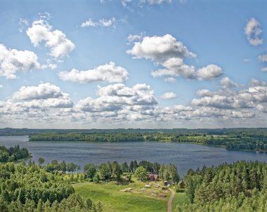 Der Nationalpark Aukštaitija in Litauen © Makalu / pixabay.com
