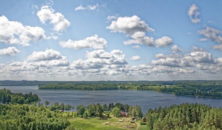 Litauen, Urlaub, Reise, Nationalpark Aukštaitija