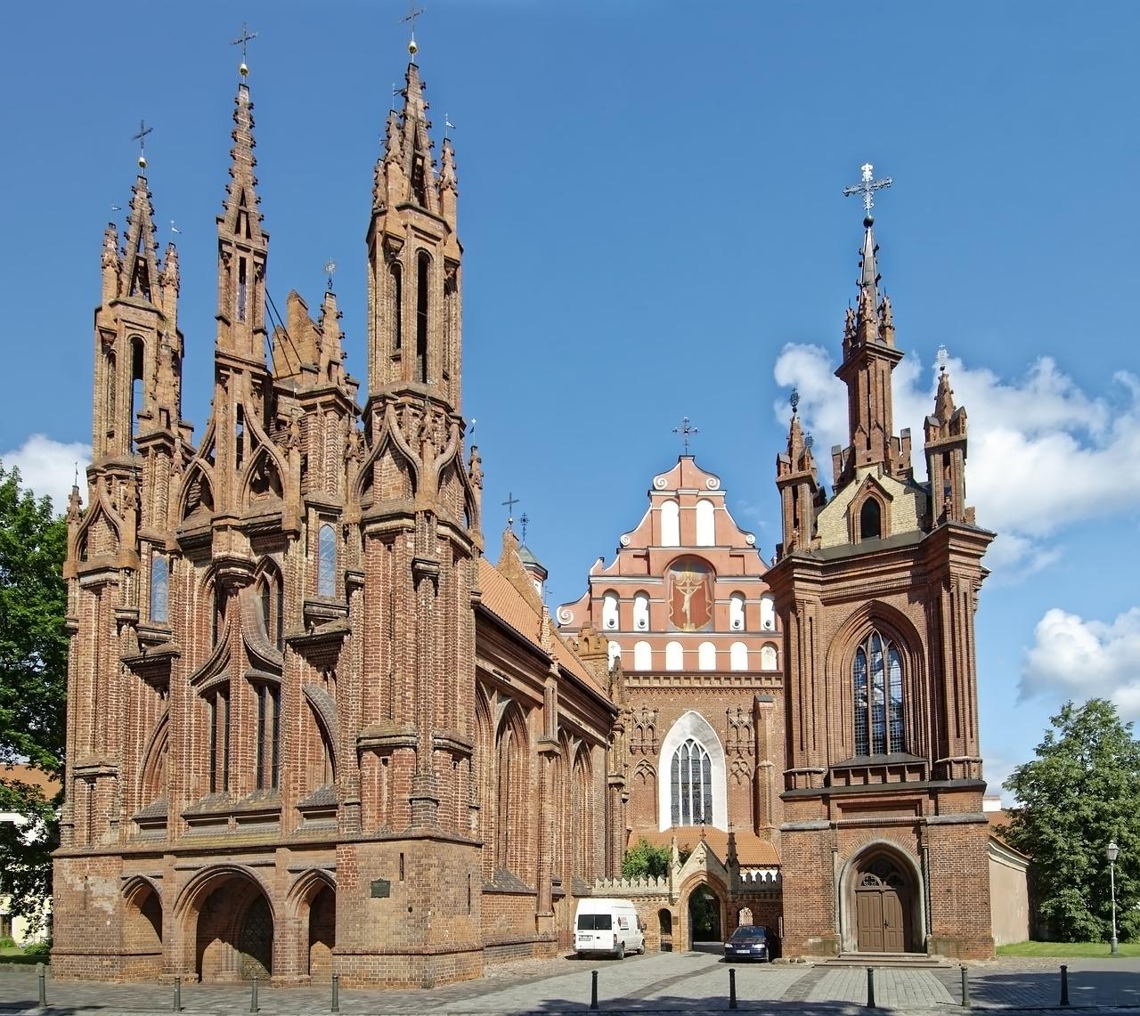 Vilnius, Reise, Urlaub, Litauen