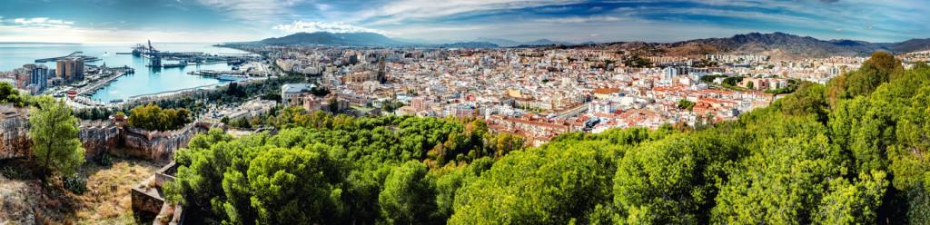 Malaga, Spanienurlaub, Reise nach Spanien, Urlaub in Andalusien