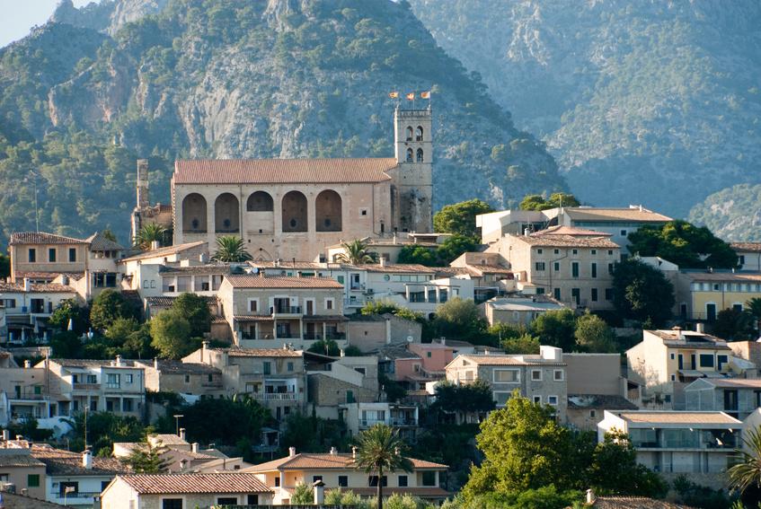 Mallorca, Architektur, Balearen, Reise, Urlaub