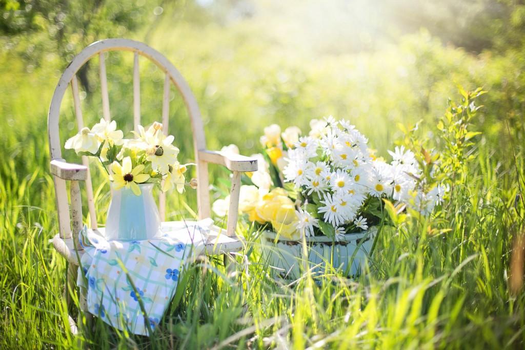 Blumentopf, Muttertag, Muttertagsgeschenk, selber machen