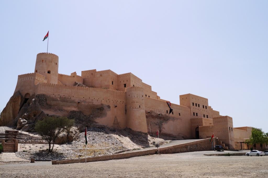 Festung Nakhal (Husn Al Heen) © ReiseSpatz