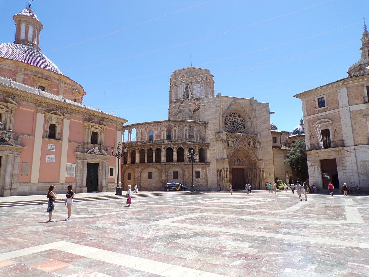 Valencia, Architektur, Urlaub, Reise