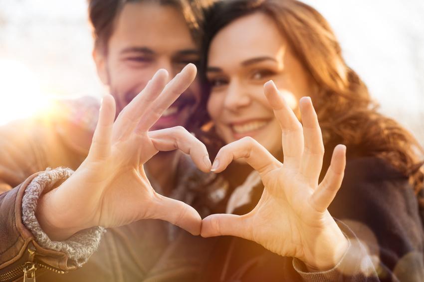 Ansgar und Rieke - ein glückliches Paar