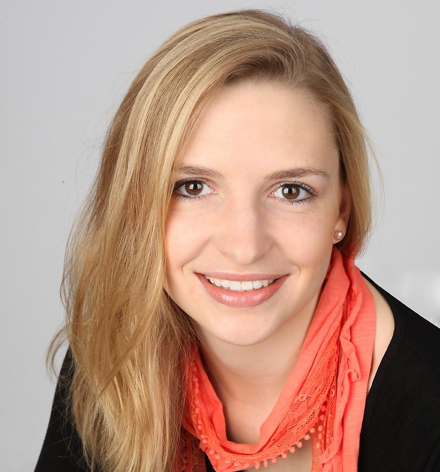 Moderatorin Janine Mehner © Janine Mehner