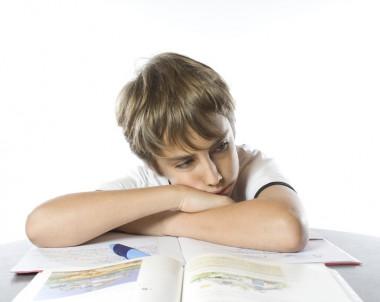 Eine Lerntherapie kann Schulkindern mit Lernschwäche helfen ©  Uwe Grötzner / Fotolia.com