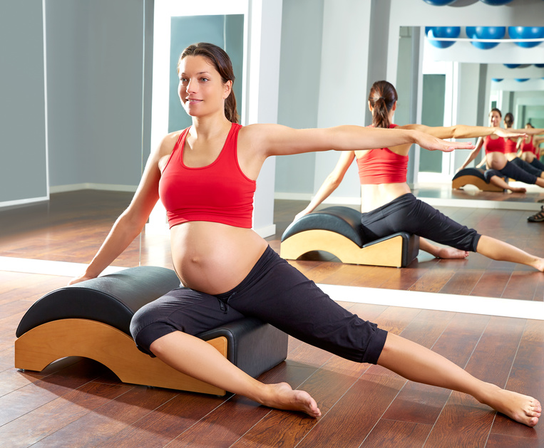 Callanetics, Stretchen, Vorbereitung, Frau, Muskelaufbau, Sport