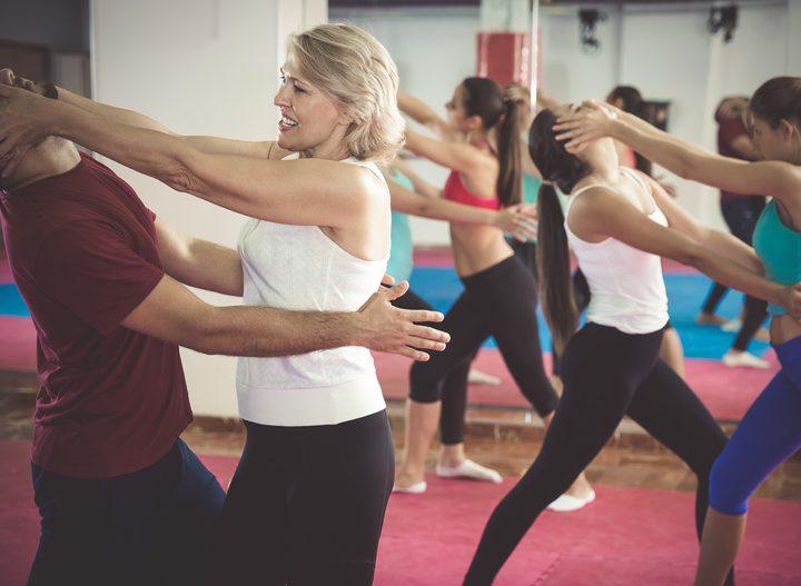 Selbstverteidigung für Frauen - mental und körperlich stark werden © JackF / Fotolia