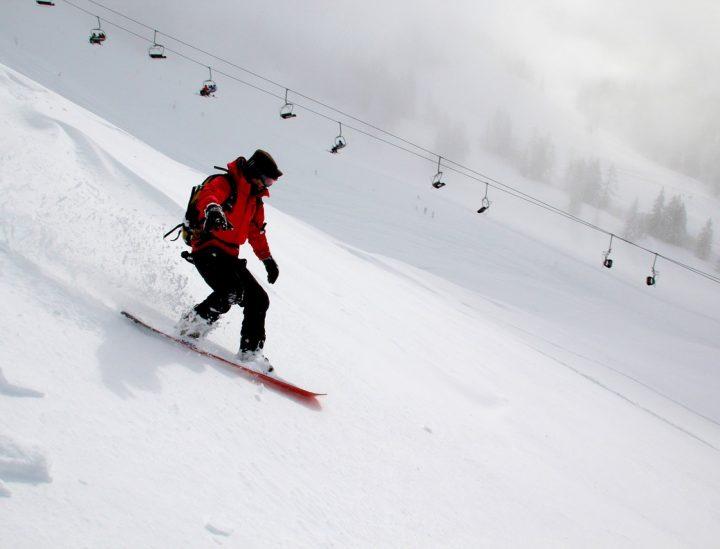 Wintersport, Snowborden -c- Pixabay