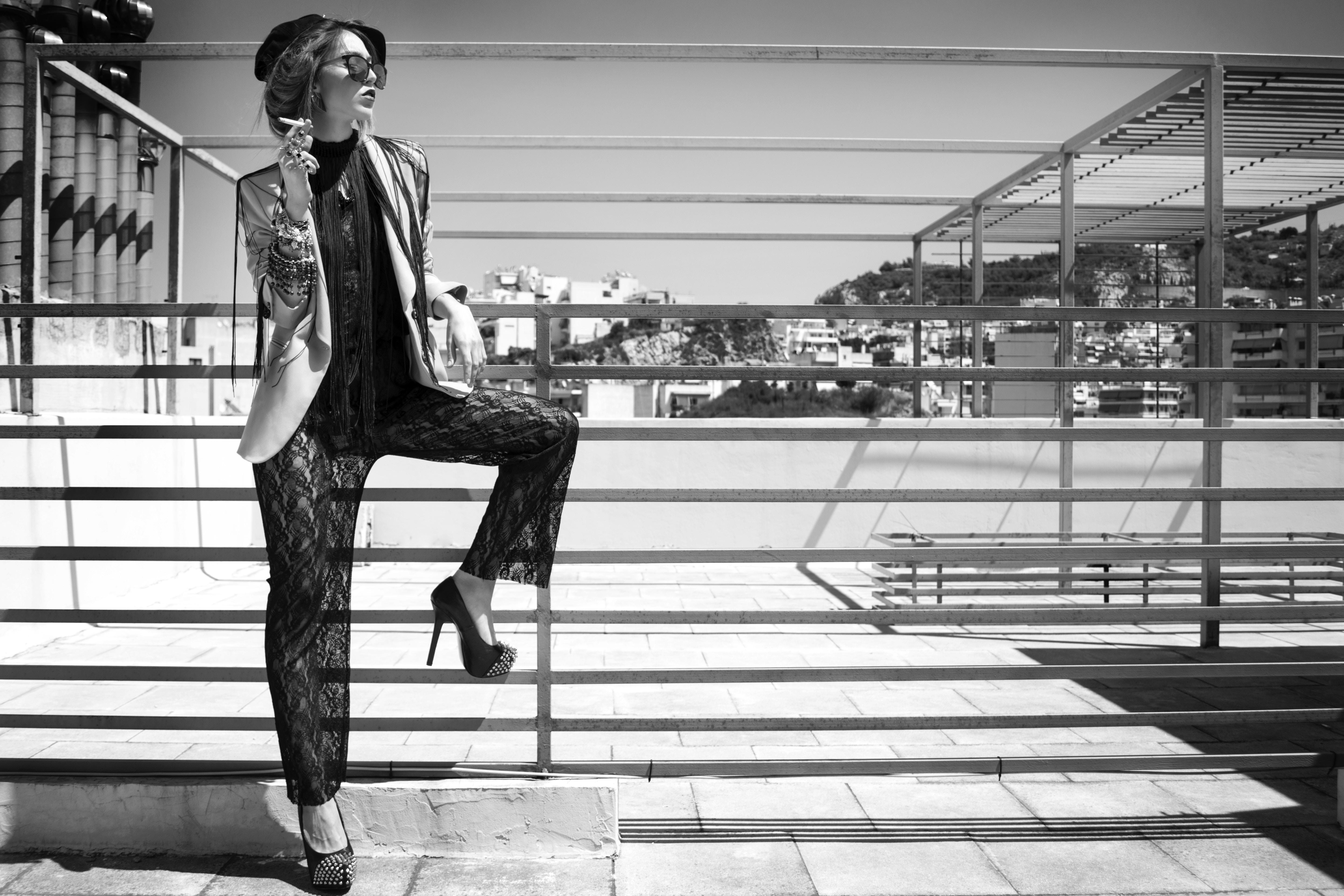 Frauen sind einzigartig und sollten ihren eigenen Modestil finden © jacob nizierski