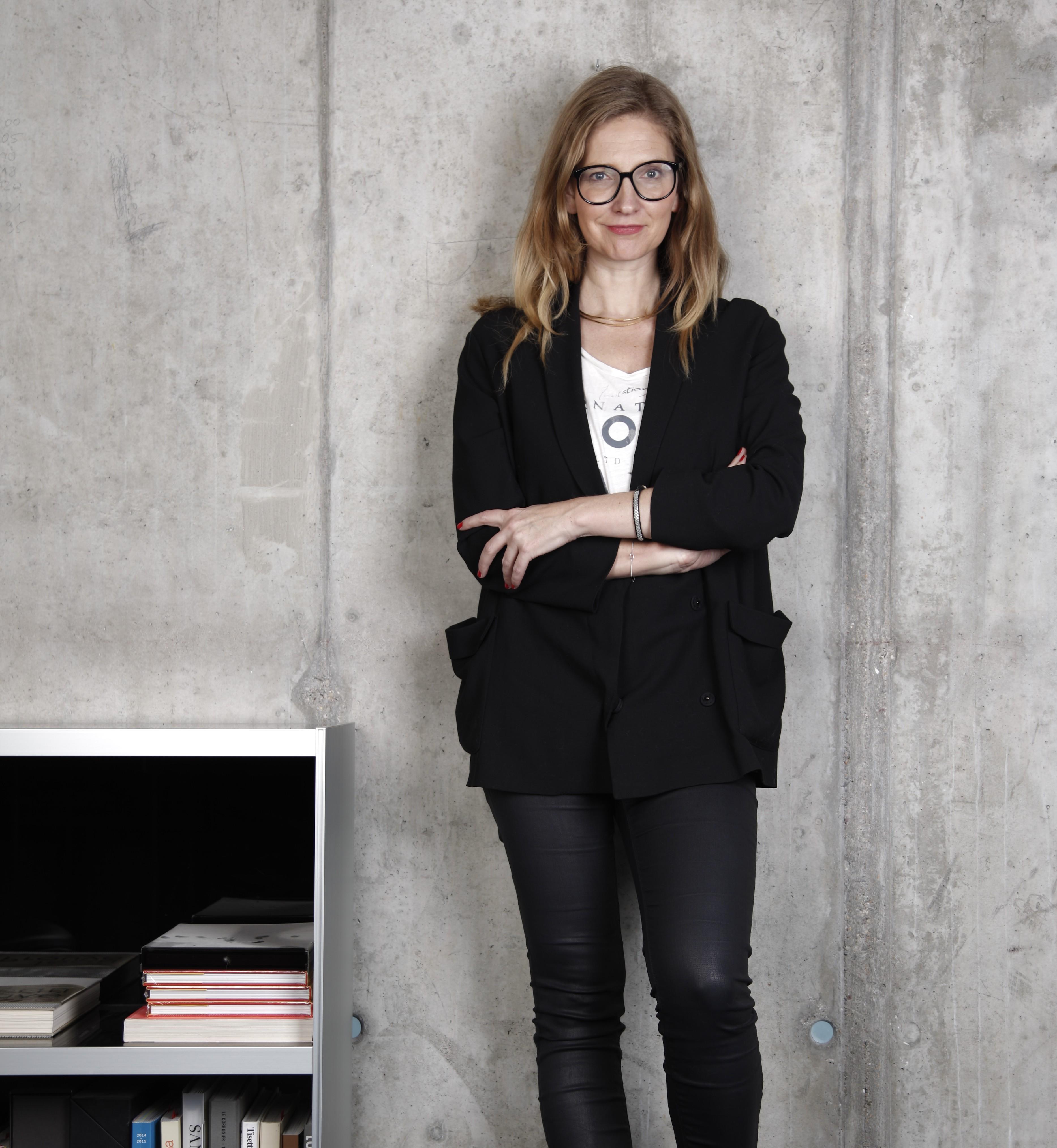 Susanne kaiser von beruf innenarchitektin for Susanne kaiser