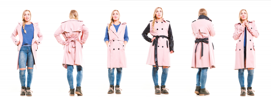 Tozy - Ein Mantel, viele Variationen © Tozy