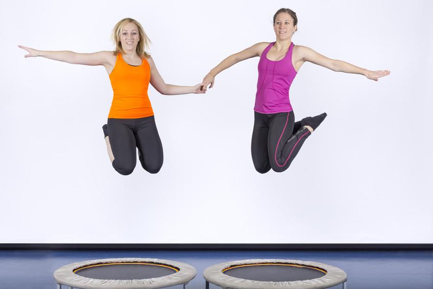 Gesund sein mit Dynamic Rebounding © Martin Schlecht_Fotolia.com
