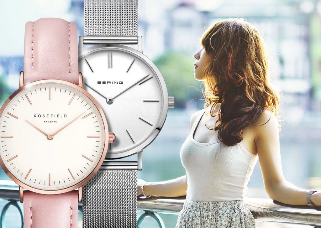 Uhren Damen, Damen Uhren, Frau Uhrensammlung, Uhrensammlung,